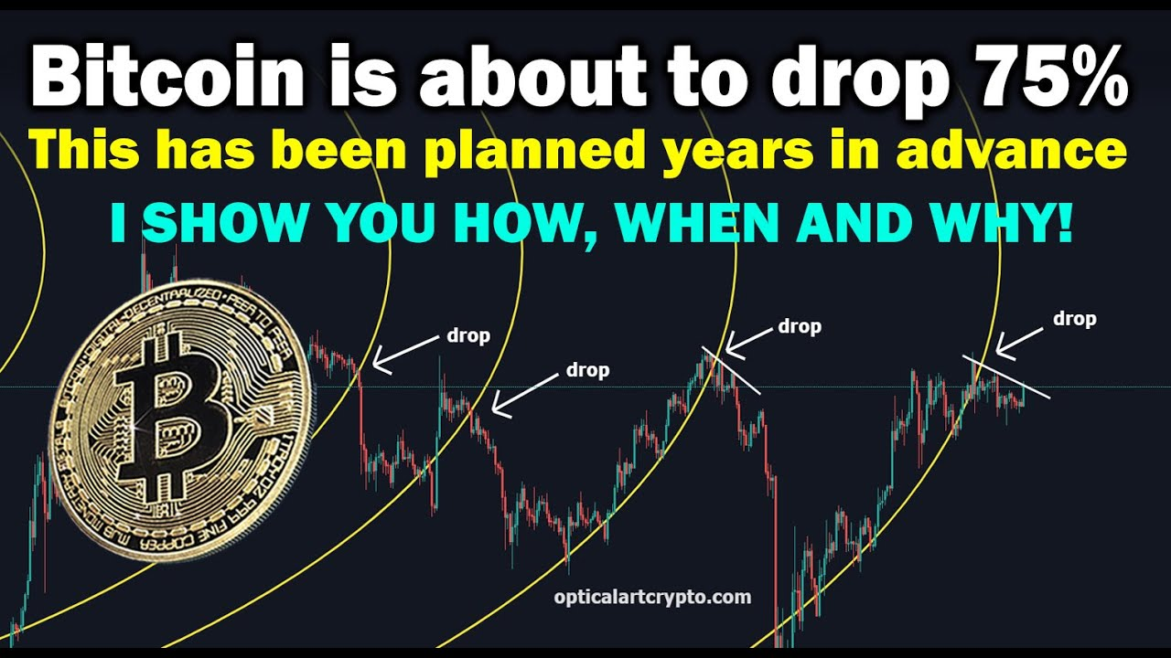 Bitcoin will crash 75% soon in 2020 before the 2021 BTC ...